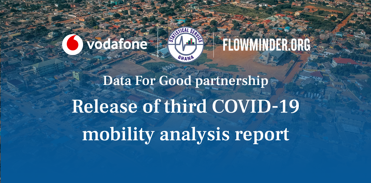 Release of third COVID-19 Analysis Report