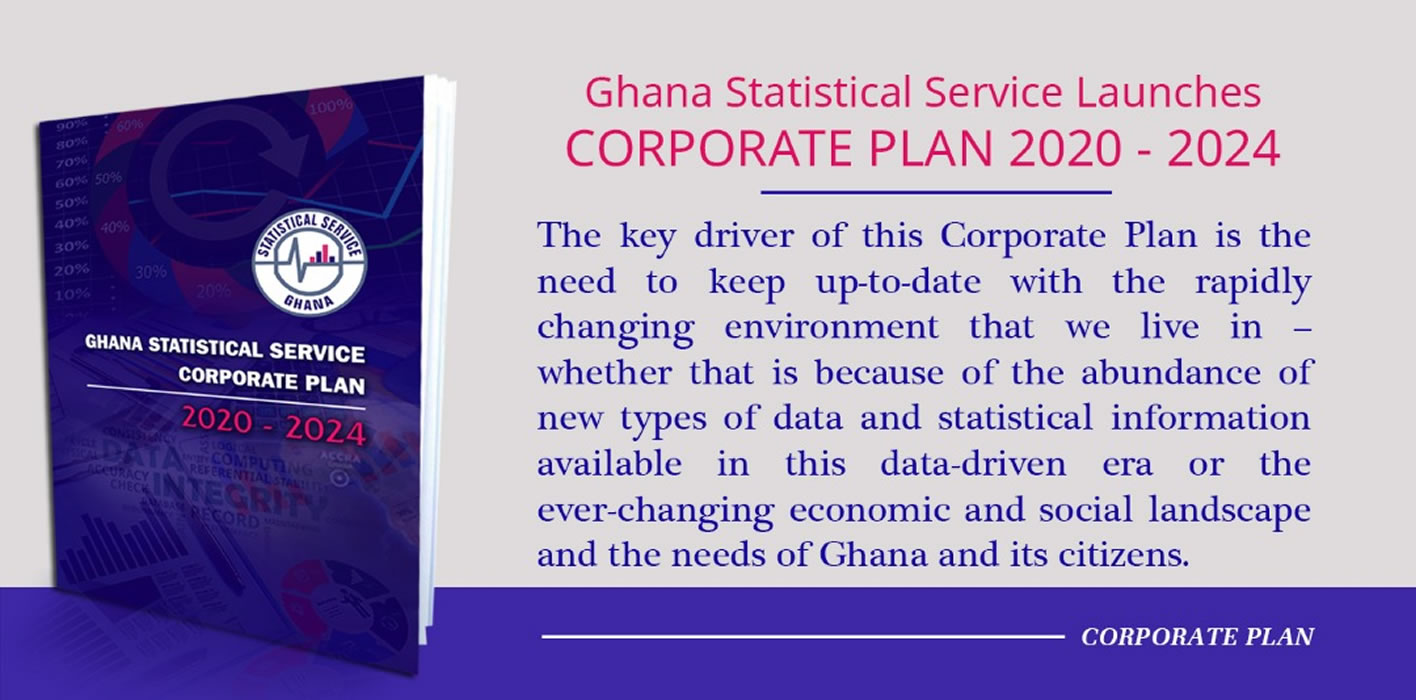 Ghana Statistical Service Launches Corporate Plan